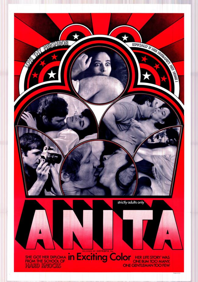 Anita -Original Movie Poster