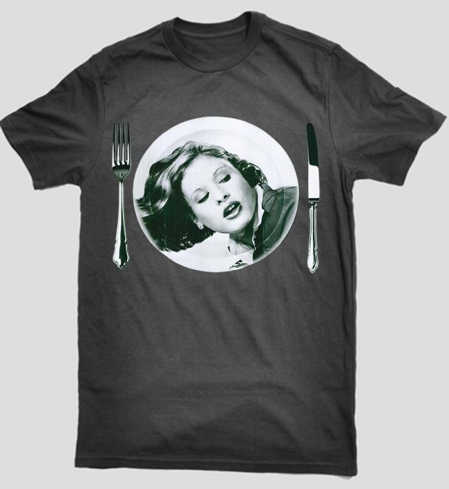 Barbara Broadcast Official T-Shirt- Charcoal Gray