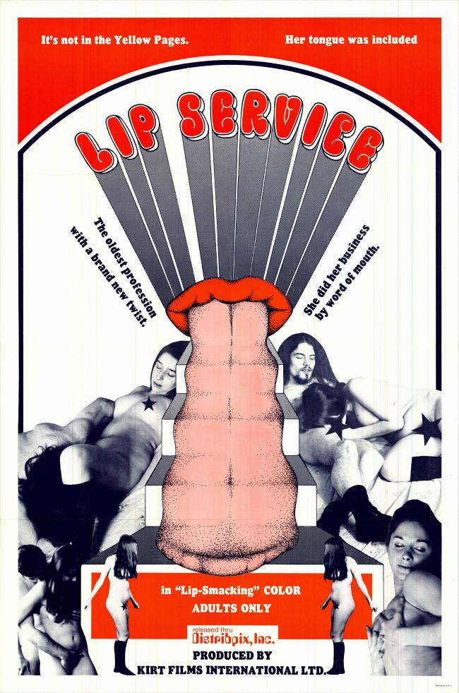 Lip Service - Original Movie Poster