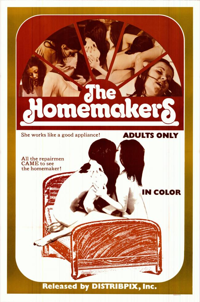 The Homemakers - Original Movie Poster
