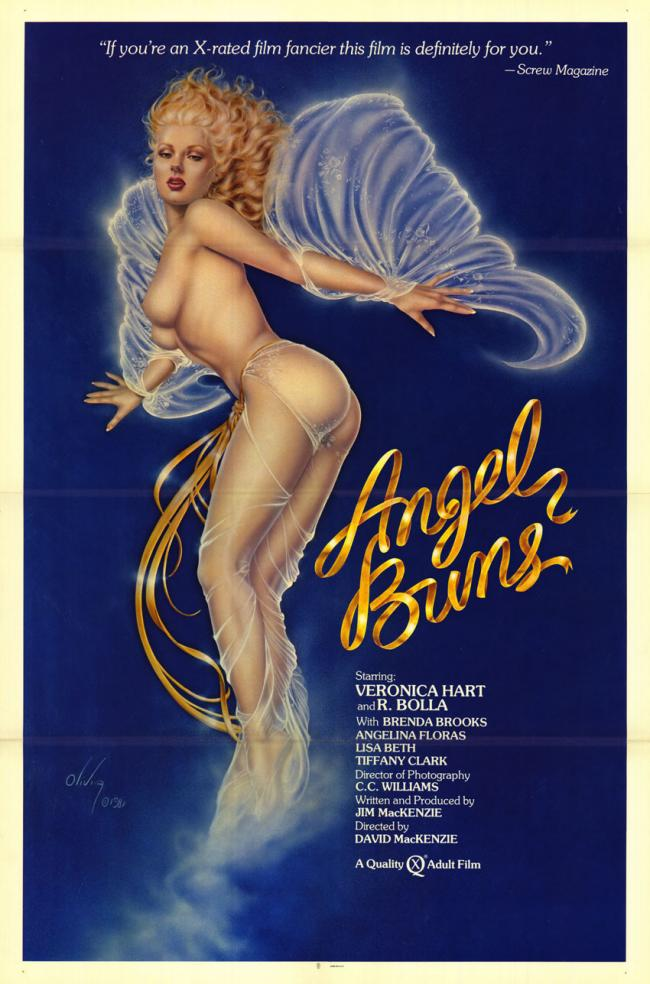 Angel Buns- Original Movie Poster