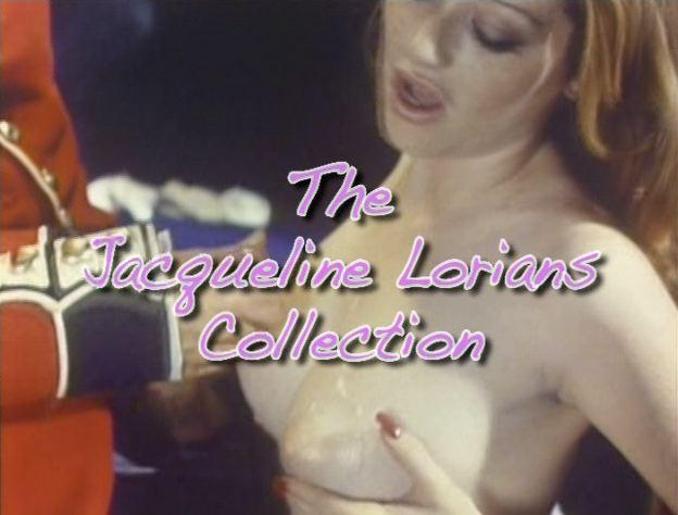 The Jacqueline Lorians Anthology