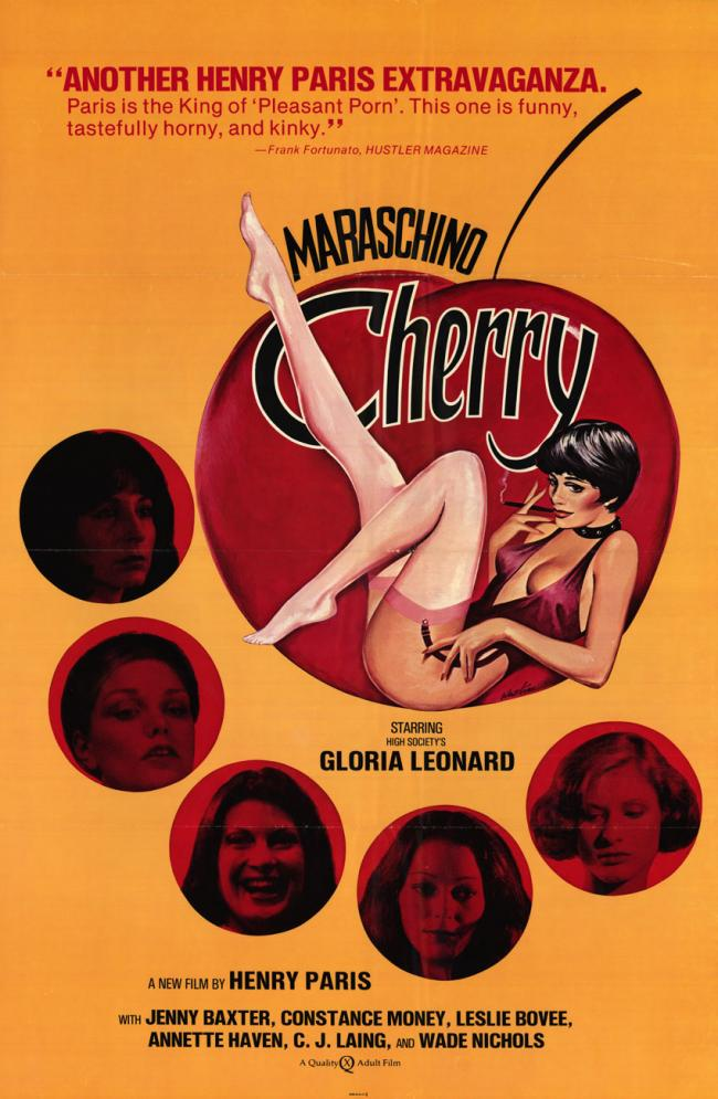 Maraschino Cherry - Original Movie Poster