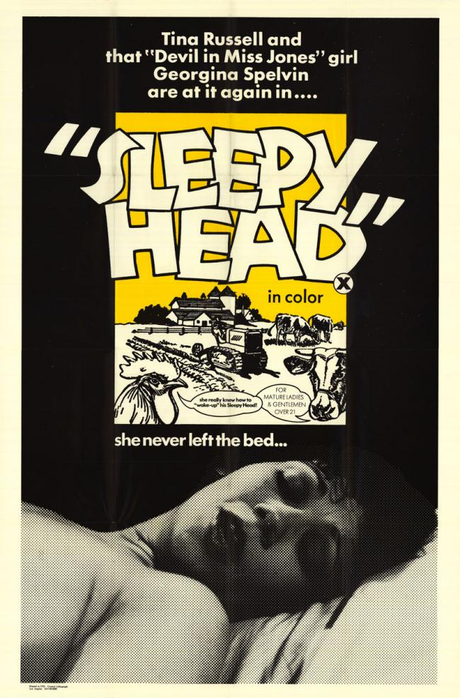 Sleepy Head- Original Movie Poster