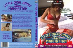 Little Oral Annie Takes Manhattan DVD