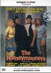 The Horneymooners DVD