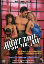 Right Tool For The Job DVD