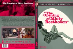 The Opening of Misty Beethoven, Single DVD Version- Front Side Box Art