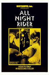 l Night Rider -Original Movie Poster