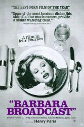Original Theatrical Poster for Barbara Broadcast