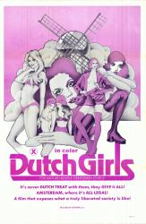 Amsterdam Dutch Girls- Original Movie Poster