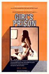 Girl's Prison- Original Movie Poster