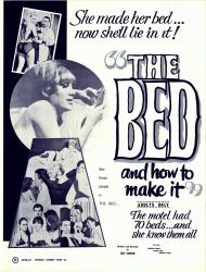 The Bed And How To Make It - Original Movie Poster