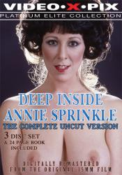 Deep Inside Annie Sprinkle: Platinum Elite Collection 3 Disc Set DVD