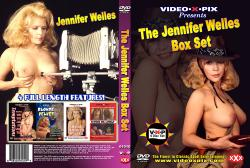 The Jennifer Welles Box Set 4 pack
