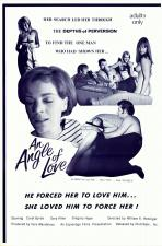 An Angle Of Love (B & W) Movie Poster