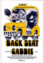 Back Seat Cabbie Movie Poster