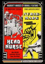 Naughty Nurses Double Feature (Head Nurse/Nurse-Made) DVD
