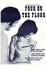 Four On The Floor (B&W) Movie Poster