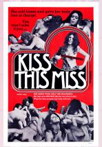 Kiss This Miss Movie Poster