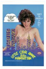 Little Oral Annie Takes Manhattan Movie Poster