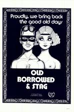 Old Borrowed and Stag Movie Poster