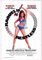 Restless Movie Poster