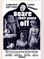 Scare Their Pants Off (B & W) Movie Poster