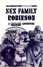 Sex Family Robinson- America's Most Intimate Family (B & W) Movie Poster