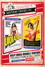 Billy Bagg Double Feature DVD