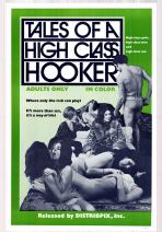 Tales of a High Class Hooker Movie Poster