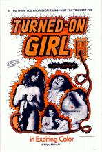 Turned On Girl Movie Poster