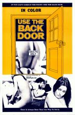 Use The Back Door Movie Poster
