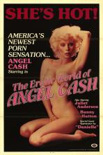 The Erotic World Of Angel Cash Movie Poster