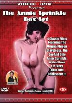 The Annie Sprinkle Box Set - 4 Pack DVD