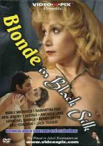 Blonde In Black Silk DVD