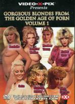 Gorgeous Blondes Of The Golden Age Volume 1 DVD