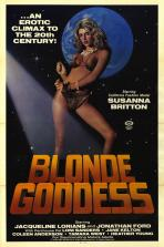 Blonde Goddess Movie Poster