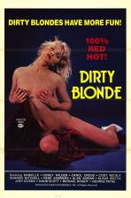 Dirty Blonde Movie Poster