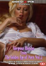 Gorgeous Blondes Of The Golden Age Volume 2 DVD