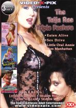 The Taija Rae Triple Feature -3 Pack DVD