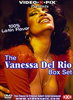 The Vanessa Del Rio Box Set - 4 Pack DVD