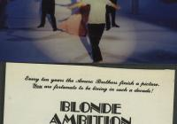 Blonde Ambition- Invite