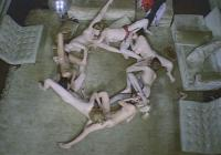 The infamous all girl orgy