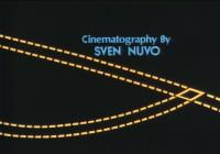 Cinematography by Sven Nuvo