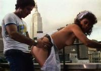 Ron Jeremy and Tiffany Clark- classic 80's outdoor-doggy